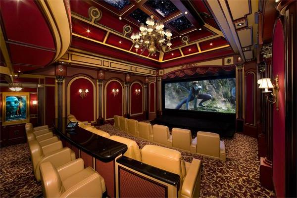 LuxuryHomeTheater